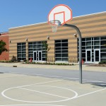 Sports and recreational buildings